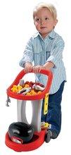 Pracovní dětská dílna - Pracovní vozík Mecanique Écoiffier s 18 doplňky od 24 měsíců_1