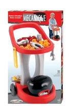 Pracovní dětská dílna - Pracovní vozík Mecanique Écoiffier s 18 doplňky od 24 měsíců_0