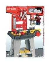 Stari vnosi - Écoiffier O2304 Mecanique pracovný stolík 25 ks 8*24,5*60 cm_1