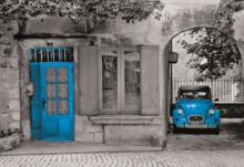 Puzzle 1000 dielne - Puzzle B&W Saint Remy de Provence Educa 1000 dielov od 12 rokov_0