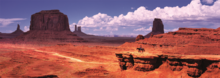 Puzzle Panorama Monument Valley USA Educa 1000 dílů od 12 let
