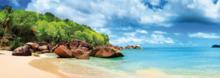 Staré položky - Puzzle panorama Mahe Island Seychelles Educa 1000 dielov od 12 rokov_0