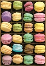 Puzzle 1000 dielne - Puzzle Macarons Educa 1000 dielov od 12 rokov_0