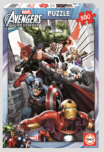 Puzzle Marvel Avengers Educa 500 dielov od 11 rokov