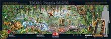 EDUCA 16066 Puzzle Genuine Wildlife, 33600 db- Real Size Detail (valódi méretek), Fa dobozos csomagolas
