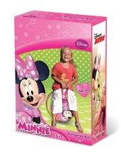 Detské skákadlá a hopsadlá - Lopta na skákanie Kangaroo Minnie Mouse Mondo s držiakom 45 cm_0