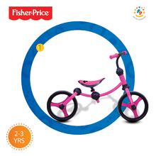 Balančný bicykel Fisher-Price running bike ružovo-čierne 2v1 výškovo nastaviteľné od 2 - 5 rokov 1050233