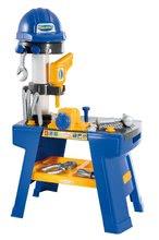 Detská pracovná dielňa Mecanics Écoiffier s prilbou od 18 mesiacov s 25 doplnkami
