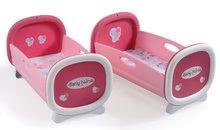Postieľky a kolísky pre bábiky - Kolíska pre dve bábiky do 42 cm Baby Nurse Smoby poschodová od 24 mes_5