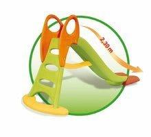 Skluzavky pro děti - Skluzavka XL Smoby 230 cm s UV FILTREM, s vlhčením_2