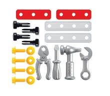 Unelte - Cărucior de lucru Mecanique Écoiffier cu 20 accesorii_1