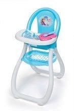 Jedálenská stolička Frozen Smoby pre 42 cm bábiku od 18 mesiacov s doplnkami