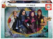 EDUCA 16551 Puzzle cardboard Disney DESCENDANTS 300 dielikov od 8 rokov