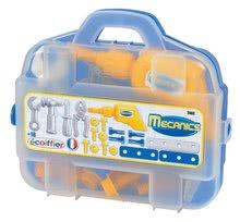 Náradie a nástroje - Náradie Mecanics Écoiffier v kufríku s 20 doplnkami od 18 mes_0