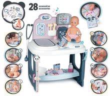 Cărucioare medicale pentru copii - 240300 r smoby stolik