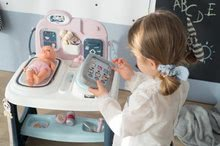 Cărucioare medicale pentru copii - 240300 zf smoby stolik