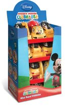 Autá do piesku - Bager Mickey Mouse Mondo (dĺžka 20 cm)_0
