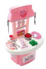 Staré položky - Kuchynka Hello Kitty s riadom Écoiffier 15 doplnkov od 18 mes_5
