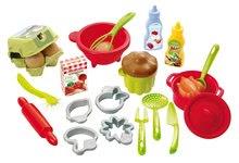 Kuchynky pre deti sety - Set kuchynka Tefal French Touch Bublinky&Voda Smoby s magickým bublaním a súprava na varenie_5