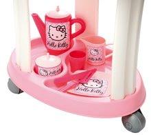 Régi termékek - Zsúrkocsi  Hello Kitty Écoiffier teás szettel, 35 kiegészítővel 18 hó-tól_3