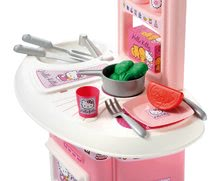 Staré položky - Kuchynka Hello Kitty s riadom Écoiffier 15 doplnkov od 18 mes_4