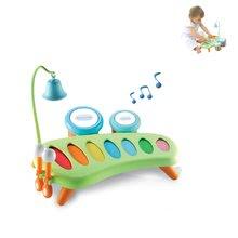 Odrážadlá sety - Set odrážadlo Maestro Confort Smoby s hojdačkou a hudobný xylofón Cotoons od 6 mes_6