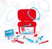 Staré položky - Lekársky kufrík Smoby s 9 doplnkami_3