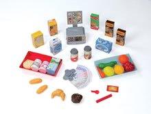 Obchody pre deti - Obchodík s nákupným košíkom SuperMarket Smoby so zvukom, svetlom a 36 doplnkami_4