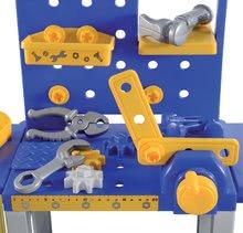 Pracovná detská dielňa - Pracovná dielňa Mecanics Écoiffier skladacia s 31 doplnkami od 18 mes_0