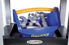 Pracovná detská dielňa - Pracovná dielňa Mecanics Écoiffier skladacia s 31 doplnkami od 18 mes_3