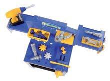Pracovná detská dielňa - Pracovná dielňa Mecanics Écoiffier skladacia s 31 doplnkami od 18 mes_5