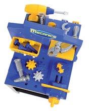 Pracovná detská dielňa - Pracovná dielňa Mecanics Écoiffier skladacia s 31 doplnkami od 18 mes_7