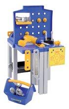 Pracovná detská dielňa - Pracovná dielňa Mecanics Écoiffier skladacia s 31 doplnkami od 18 mes_8
