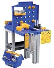 Pracovná detská dielňa - Pracovná dielňa Mecanics Écoiffier skladacia s 31 doplnkami od 18 mes_9