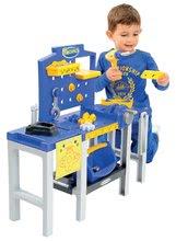 Pracovná detská dielňa - Pracovná dielňa Mecanics Écoiffier skladacia s 31 doplnkami od 18 mes_11