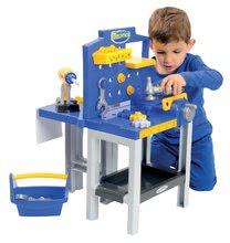 Pracovná detská dielňa - Pracovná dielňa Mecanics Écoiffier skladacia s 31 doplnkami od 18 mes_12