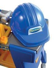 Pracovná detská dielňa - Pracovná dielňa Mecanics Écoiffier s prilbou s 25 doplnkami od 18 mes_2