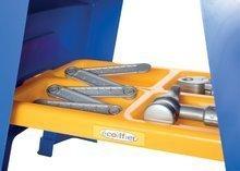 Pracovná detská dielňa - Pracovná dielňa Mecanics Écoiffier s prilbou s 25 doplnkami od 18 mes_3