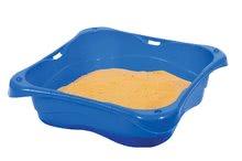 Pieskoviská pre deti - Sada dvoch pieskovísk Modrá Lagúna Lagoon Starplast objem 2*62 litrov + 100 loptičiek_2