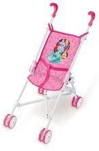 Kočík pre bábiku golfky Disney Princezné Smoby 250107 ružový