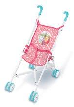 Smoby kočík skladací golfky Princezné Smoby pre bábiku 250109 ružový
