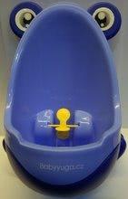 Detský pisoár Žaba BabyYuga modrý