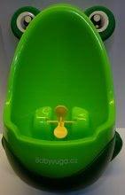 Detský pisoár Žaba BabyYuga zelený