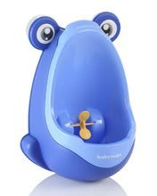 Nočníky a redukcie na toaletu - Pisoár Žaba BabyYuga modrý_1