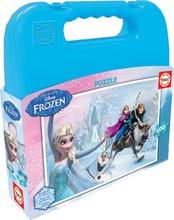 EDUCA 16519 puzzles Cases - Disney Frozen 100 dielikov od 5 rokov