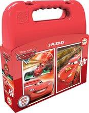 EDUCA 16509 puzzles Cases - CARS  2x20 dielikov od 3 rokov