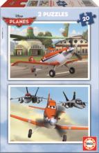 Puzzle Disney Repcsik Educa 2x20 db