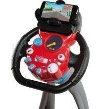 Trenažér pre deti - Elektronický trenažér V8 Cars Ice Driver Smoby so zvukom a svetlom_4