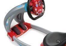 Trenažér pre deti - Elektronický trenažér V8 Cars Ice Driver Smoby so zvukom a svetlom_3