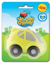 Staré položky - Autíčko Vroom Planet Smoby s elektronickým pohonom dĺžka 7 cm fialové/zelené od 12 mes_5